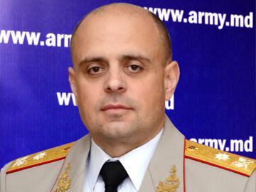 Generalul Dominic, victima a jocurilor politice de la Chisinau