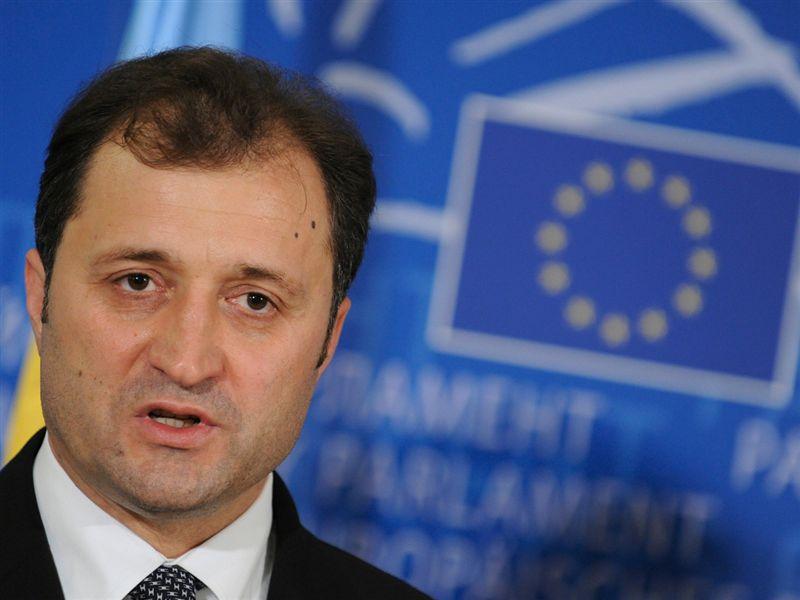 Premierul Vladimir Filat continua ofensiva diplomatica in UE