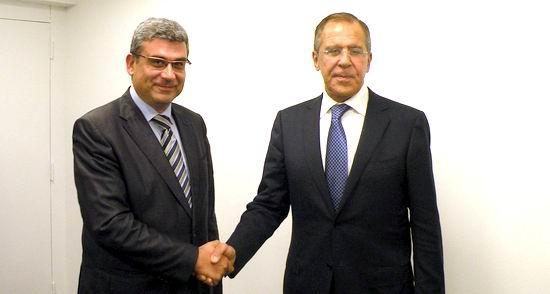 Ministrul rus de Externe, Lavrov, l-a avertizat pe omologul sau roman Baconschi