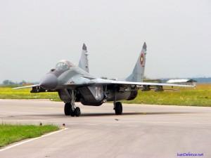 Bulgaria mIG 29 754