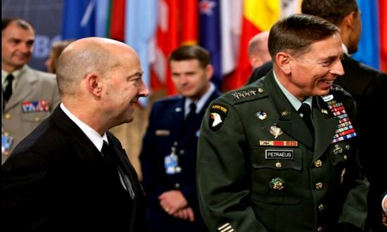 David Petraeus - foto whitehouse