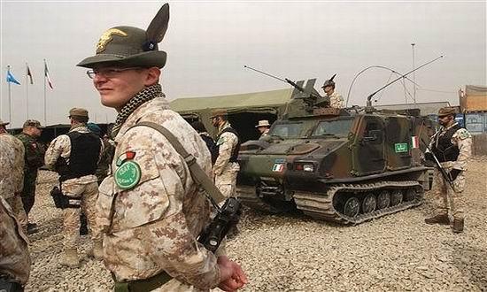 Italieni Afganistan