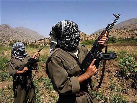 PKK soldiers 6436