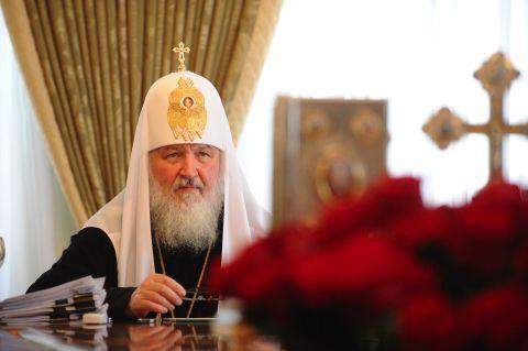 Patriarhul rus kiril  6363