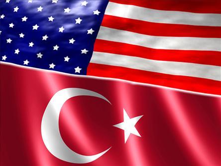Turkey US flags 65
