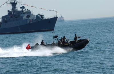 Flota turca raspunde provocarii grecilor ciprioti