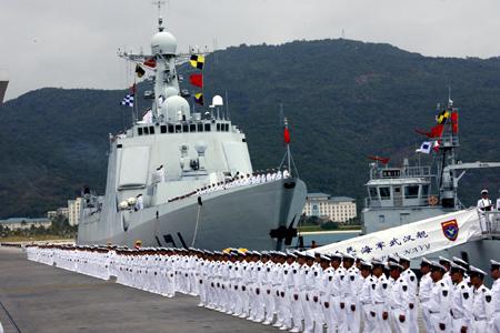 China isi modernizeaza armata