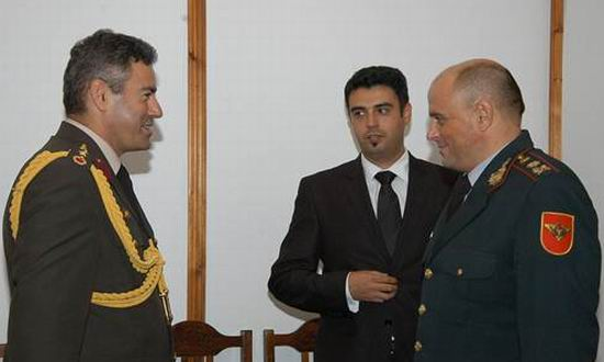 colonel Hikmet Yokaribas