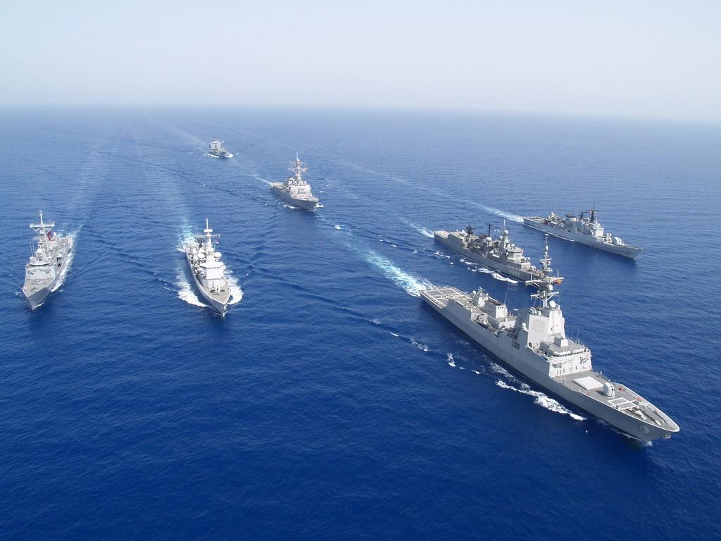 Flota militara turca blocheaza coastele siriene