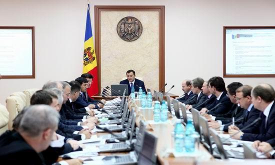 guvern cabinet ministri moldova