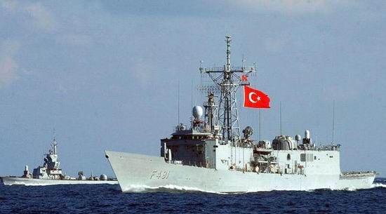 turcia nave