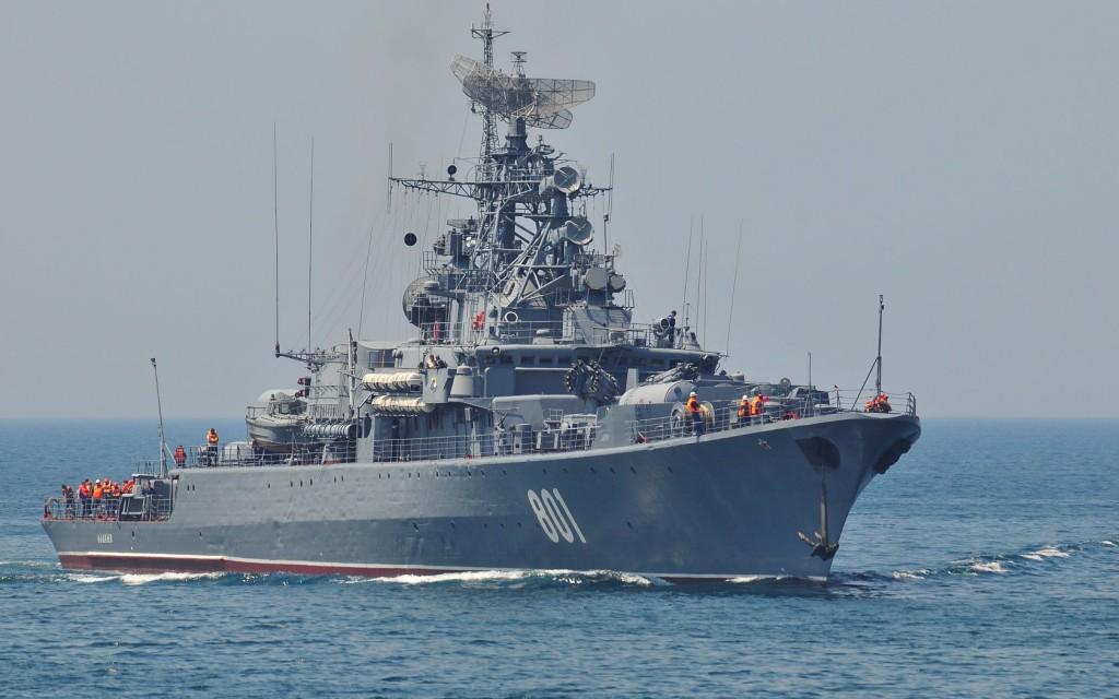 Flota militara rusa a Marii Negre, problema strategica in relatiile ruso-ucrainene