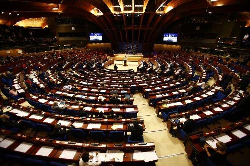 APCE, atrasa in razboiul diplomatic israeliano-palestinian