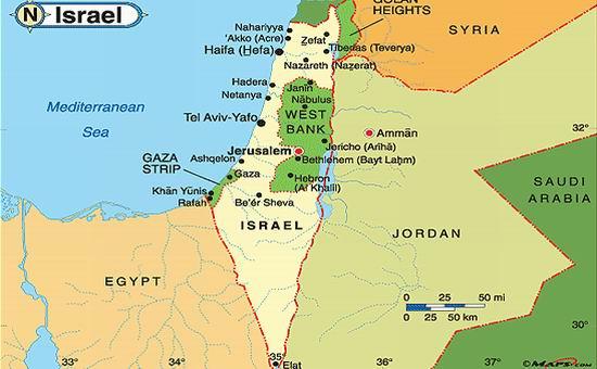 PalestineIsraelMap