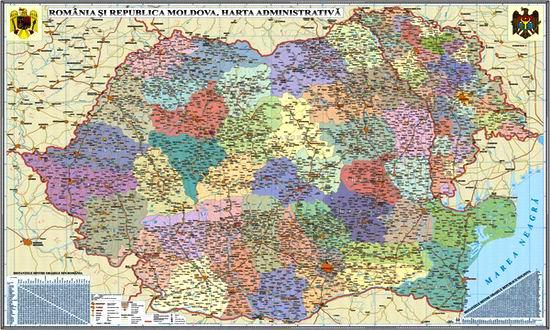 Romania si Moldova