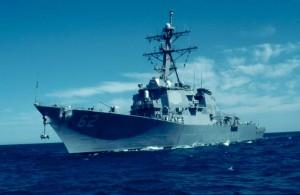 USS Fitzgerald 542