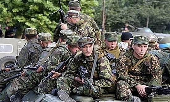 militari rusii