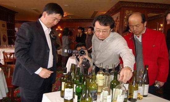 vinuri china