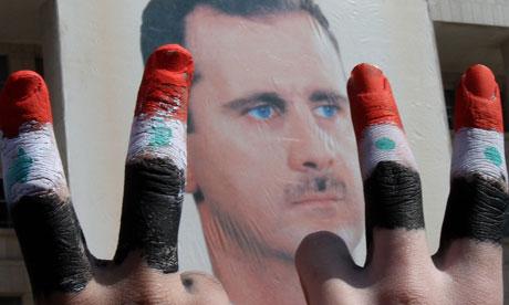 "Liderul sirian Bashar al-Assad ameninta comunitatea internationala cu ""zeci de Afganistanuri"""
