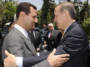 Erdogan Bashar al Assad 543