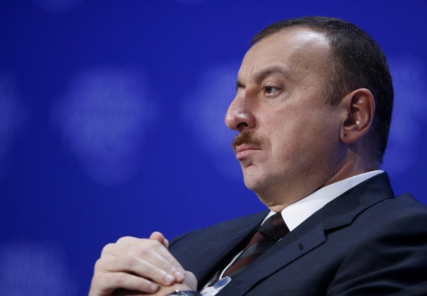Presedintele azer Ilham Aliyev, jucator strategic important pe harta energetica a Europei