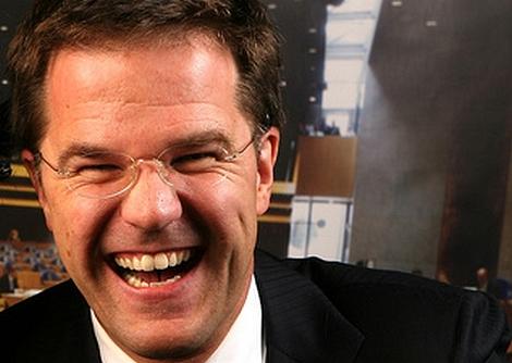 Premierul olandez Mark Rutte, dusman declarat al Romaniei si Bulgariei