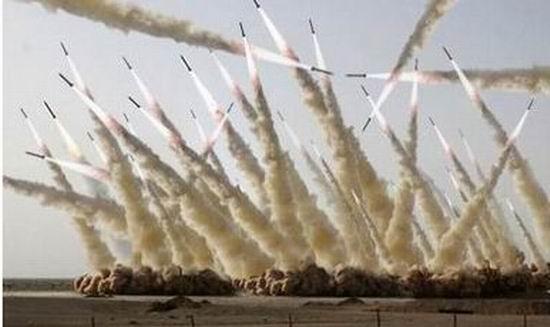 rachete iraniene