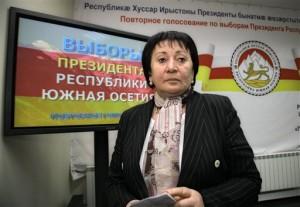 Georgia South Ossetia Election
