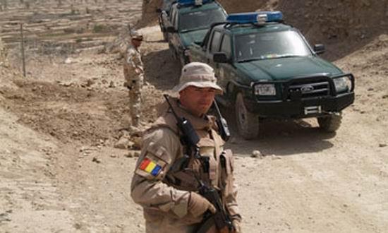 Jandarmi Afganistan