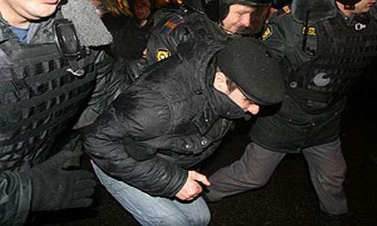 Proteste moscova - interfax