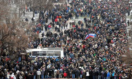 miting la Moscova - rt.com