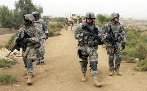 us soldier in iraq 4321