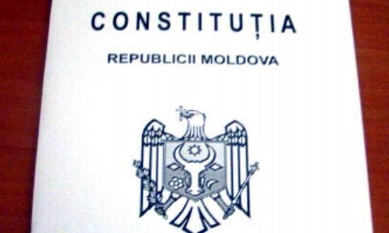 Constitutia R Moldova
