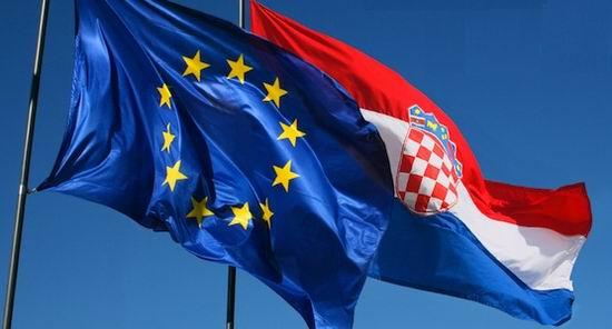 Croatia UE