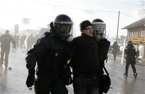 OUKWD-UK-KOSOVO-VIOLENCE