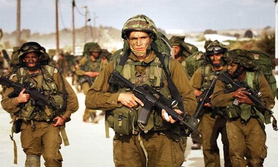 militari israelieni