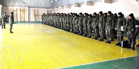 militari moldoveni germania