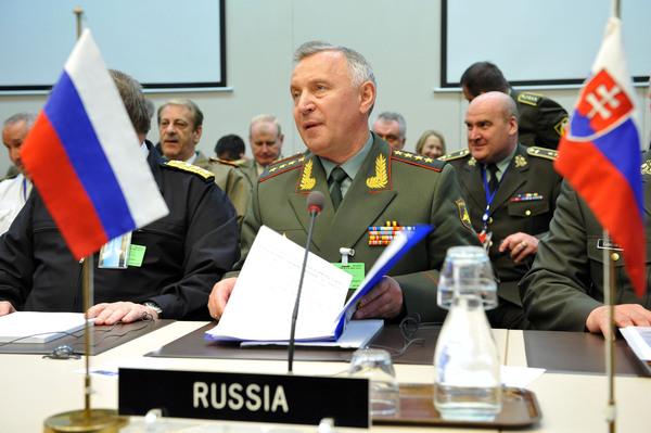 Seful Statului Major rus, Nikolai Makarov, ameninta cu un razboi nuclear