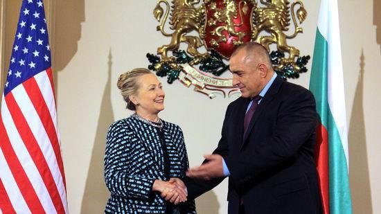Clinton Borisov
