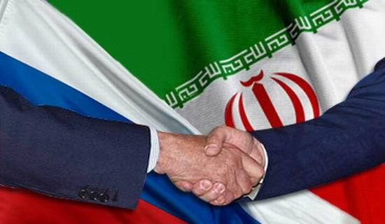 Rusia Iran