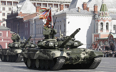 Tancul model T-90, oferta strategica rusa pentru Turkmenistan