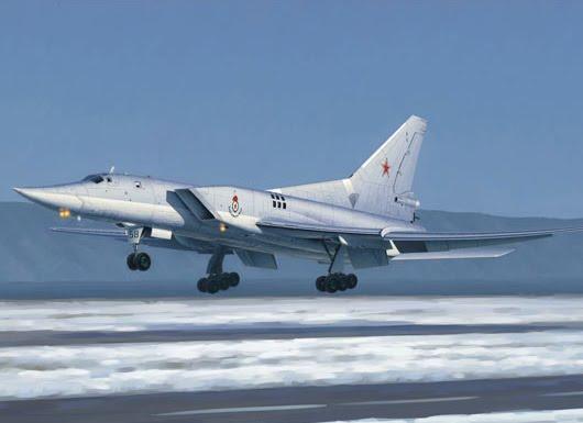 Tu-22M black sea