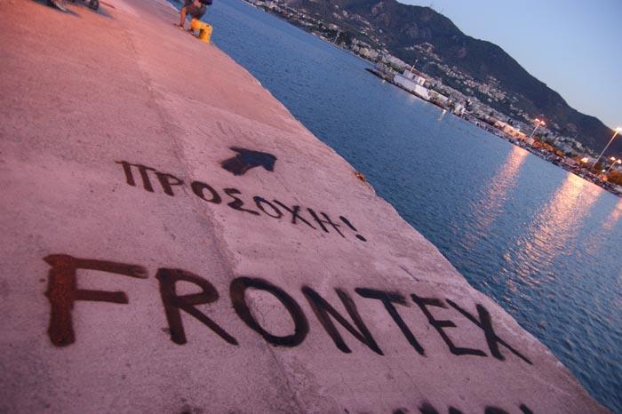 "Frontex, gardienii ""fortaretei Europa"""