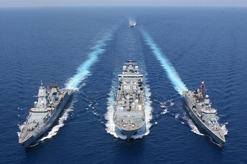 Navele militare ale statelor UE, in lupta cu pirateria somaleza