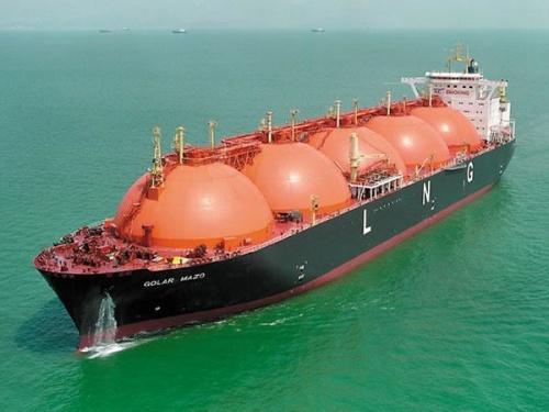 Bazinul Marii Negre, involburata de razboiul terminalelor pentru gaz lichefiat