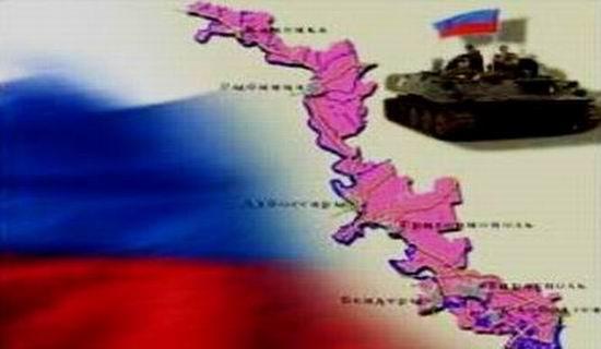 transnistreana prezenta rusa