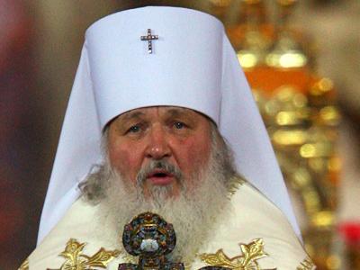 Patriarhul Bisericii Ortodoxe Ruse, Patriarhul Kiril