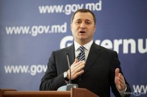 Premierul Republicii Moldova, Vlad Filat