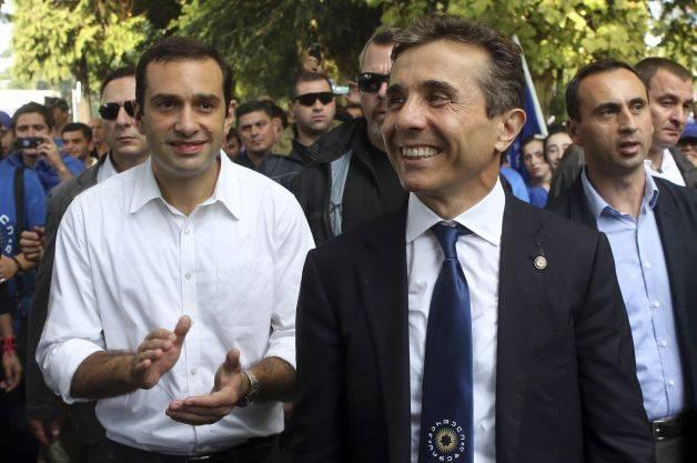 Bidzina Ivanişvili vrea sa integreze Georgia in UE si NATO
