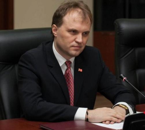 Liderul separatist de la Tiraspol, Evgheni Sevciuk